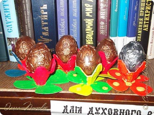 Это старшие девочки в воскресной школе сделали. 7-12 лет. Работы выполнены в авторской технике Татьяны Сорокиной Пейп-арт. фото 1