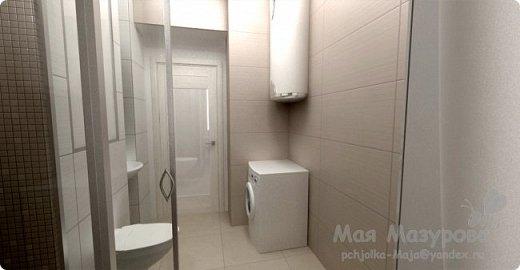 Квартира 70 кв.м. Перепланировка фото 23