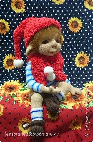 Авторская кукла Сонечка фото 7