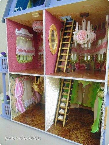 Продолжаю делать кукольные домики фото 5