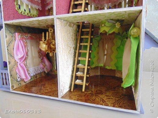 Продолжаю делать кукольные домики фото 7