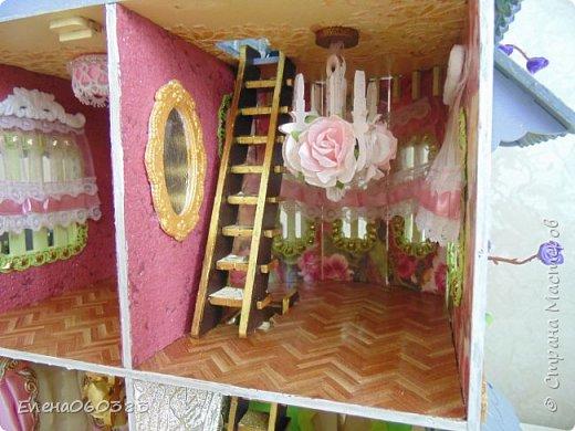 Продолжаю делать кукольные домики фото 8
