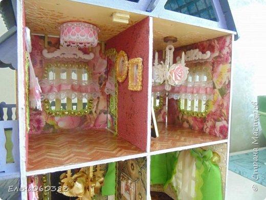 Продолжаю делать кукольные домики фото 9