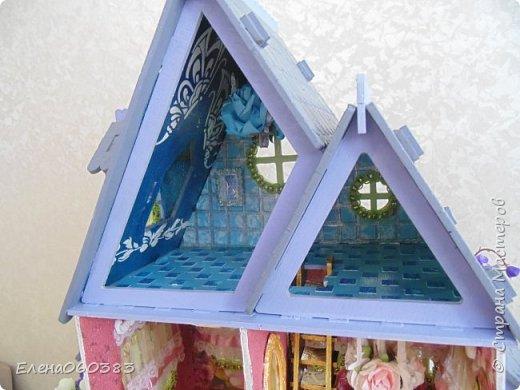 Продолжаю делать кукольные домики фото 10