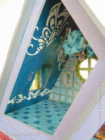 Продолжаю делать кукольные домики фото 11