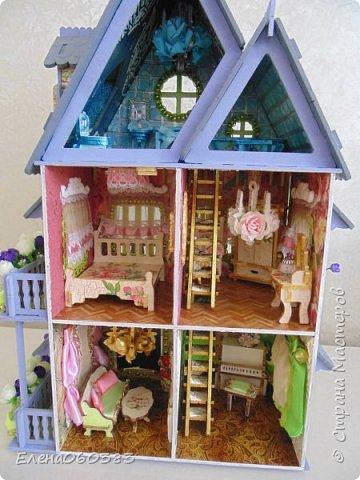 Продолжаю делать кукольные домики фото 12