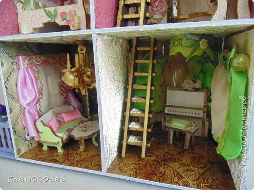 Продолжаю делать кукольные домики фото 13