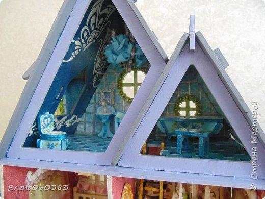 Продолжаю делать кукольные домики фото 14