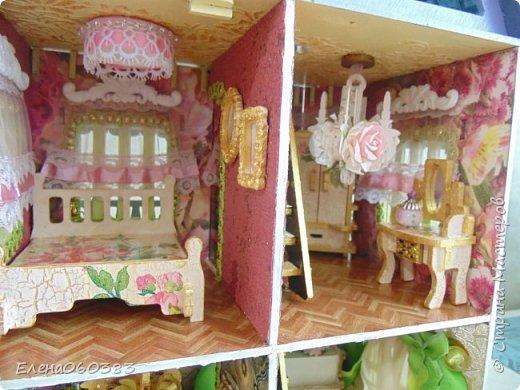 Продолжаю делать кукольные домики фото 15