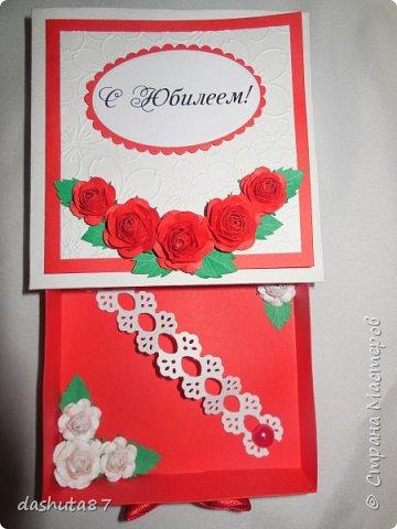 Конвертик делался на скорую руку, а вот цветочки я пробовала делать уже давно по МК Светланы http://stranamasterov.ru/node/321021 фото 3