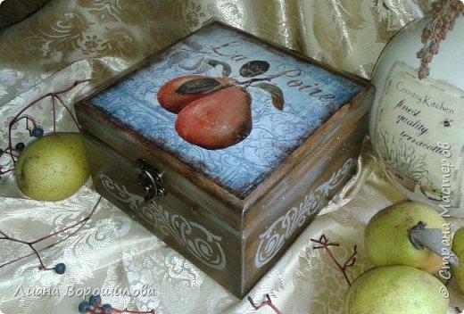 Груши, лимоны... фото 2