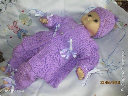 костюмчик для новорожденного фото 5