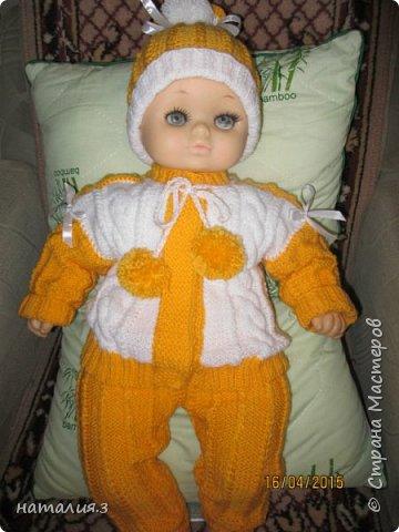 костюмчик для новорожденного фото 7