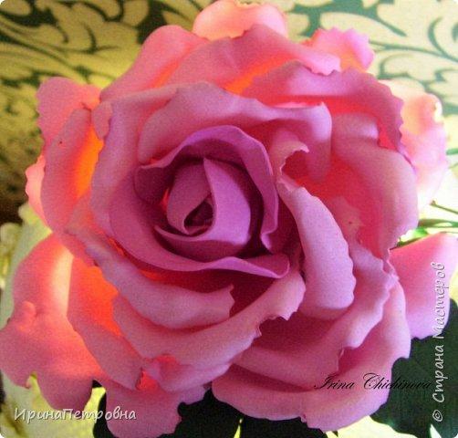 Роза. Украшение. фото 1