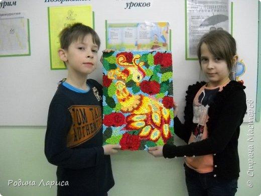 "Панно ""Сказочный сад"" фото 6"