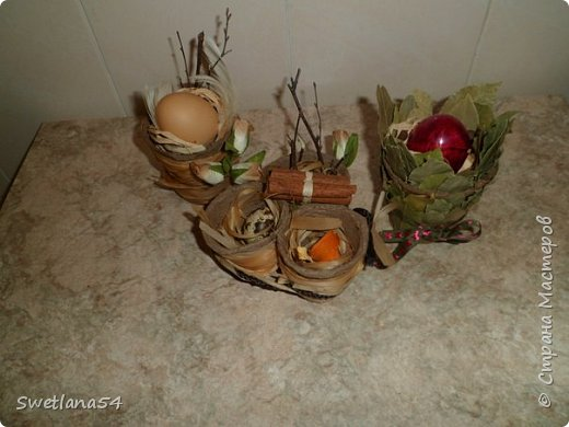 К Пасхе - Подставка для яйца фото 4