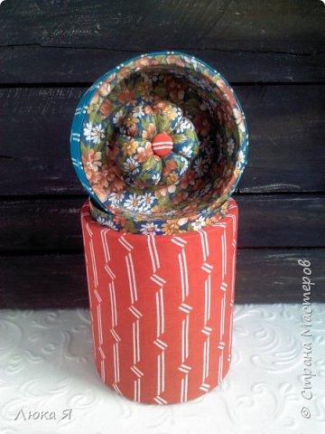 На подарки к праздникам изготовила шкатулки-игольницы фото 12
