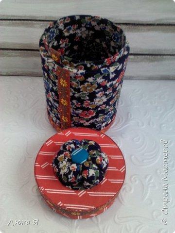На подарки к праздникам изготовила шкатулки-игольницы фото 15
