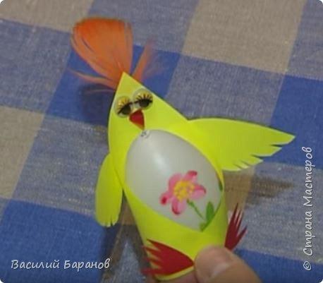 Подставка для пасхального яйца «Наседка»