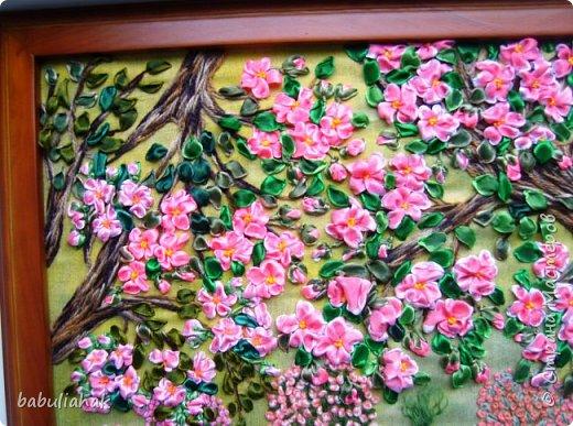 Яблони в цвету весны творенье. фото 2