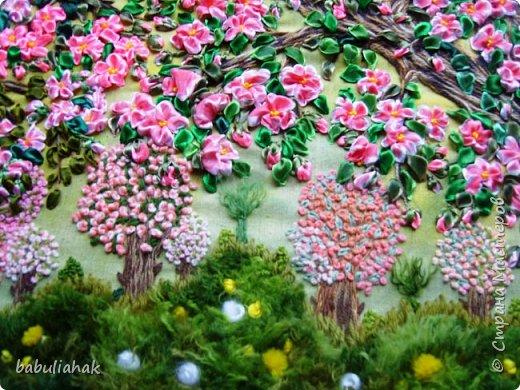 Яблони в цвету весны творенье. фото 3