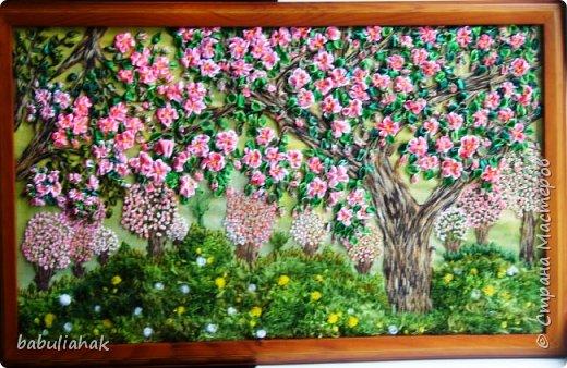 Яблони в цвету весны творенье. фото 1