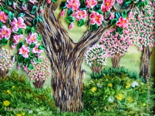 Яблони в цвету весны творенье. фото 4