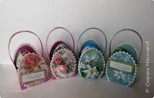 Приготовила подарочные  упаковки к празднику. фото 2