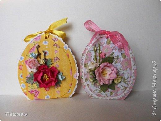 Приготовила подарочные  упаковки к празднику. фото 4