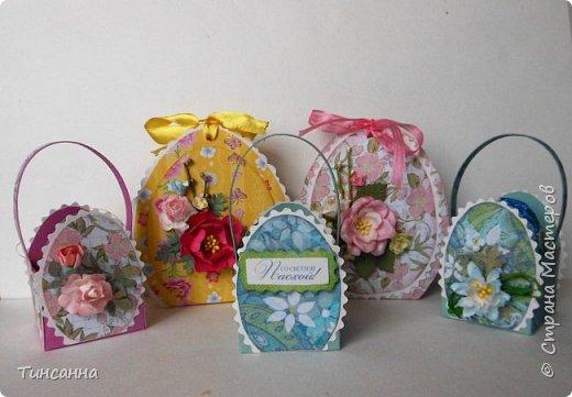 Приготовила подарочные  упаковки к празднику. фото 1