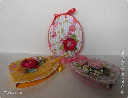 Приготовила подарочные  упаковки к празднику. фото 3