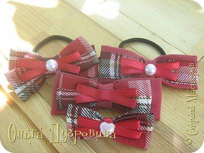 Резиночки для волос фото 11