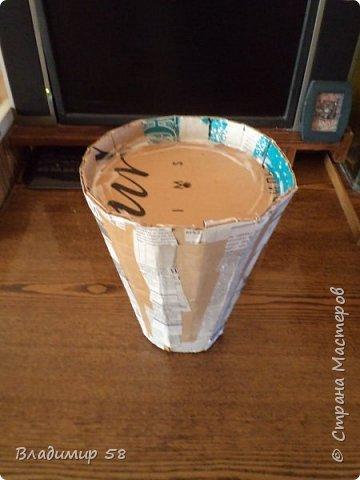 Настольная ваза  на рабочий стол. фото 4