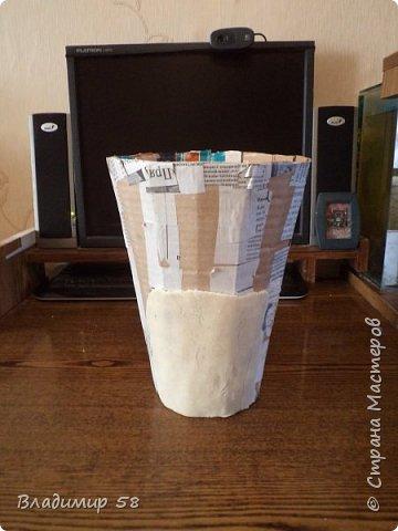 Настольная ваза  на рабочий стол. фото 5
