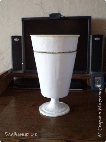 Настольная ваза  на рабочий стол. фото 12