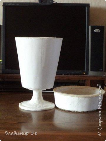 Настольная ваза  на рабочий стол. фото 13