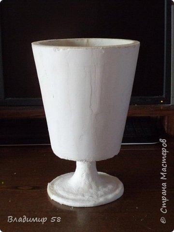 Настольная ваза  на рабочий стол. фото 14