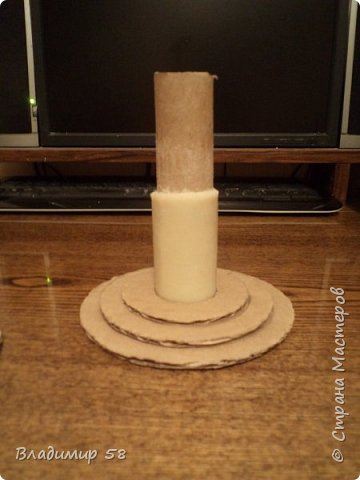 Настольная ваза  на рабочий стол. фото 8