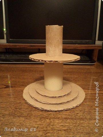 Настольная ваза  на рабочий стол. фото 9