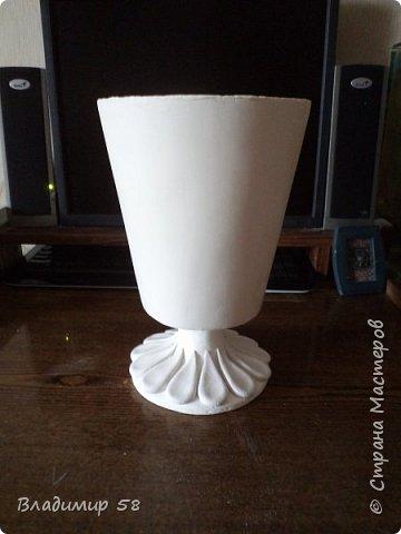 Настольная ваза  на рабочий стол. фото 20