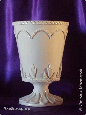 Настольная ваза  на рабочий стол. фото 23