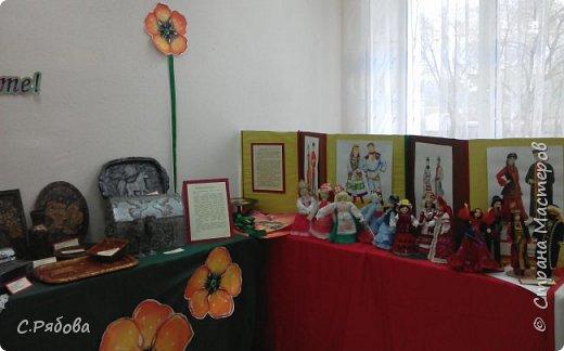 Каждый год у нас проходит фестиваль детского творчества. на котором дети выставляют работы сделанные за год. фото 2
