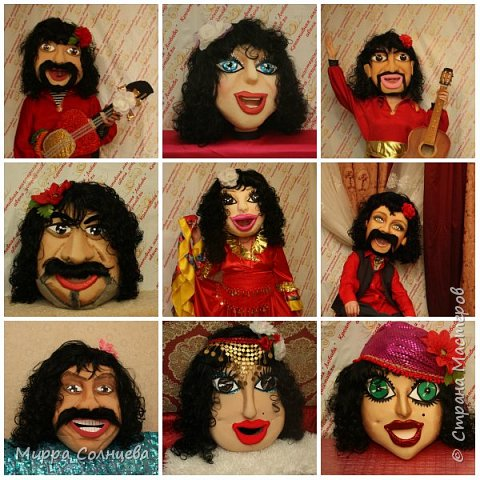 куклы-цыгане  фото 1