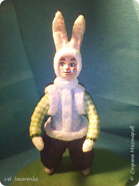 Кролики сделанные по МК Елены Васько. фото 3