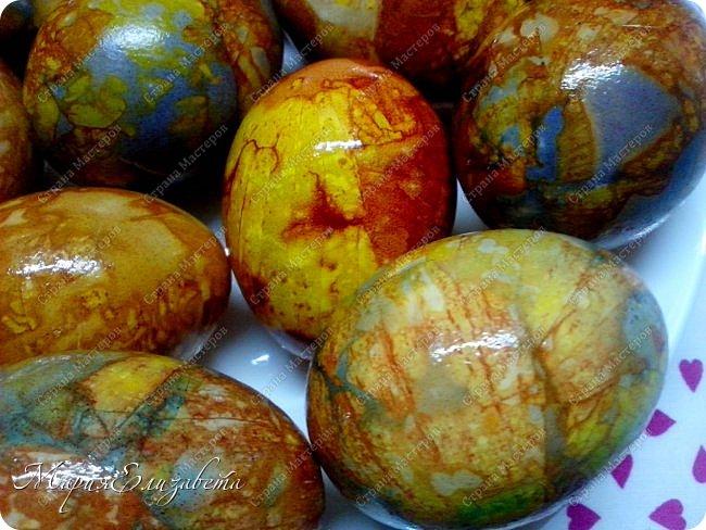 """Пасхальные яйца  """"Такие разные планеты"""" фото 1"""