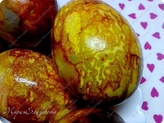 """Пасхальные яйца  """"Такие разные планеты"""" фото 2"""