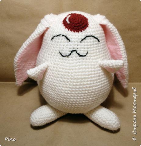 Мокона Модоки, волшебные существа из вселенной CLAMP ( https://ru.wikipedia.org/wiki/CLAMP ) фото 2