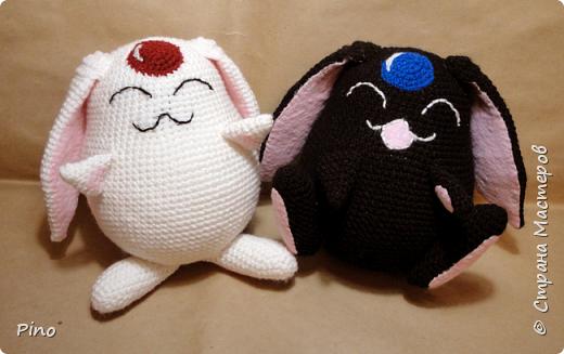 Мокона Модоки, волшебные существа из вселенной CLAMP ( https://ru.wikipedia.org/wiki/CLAMP ) фото 1