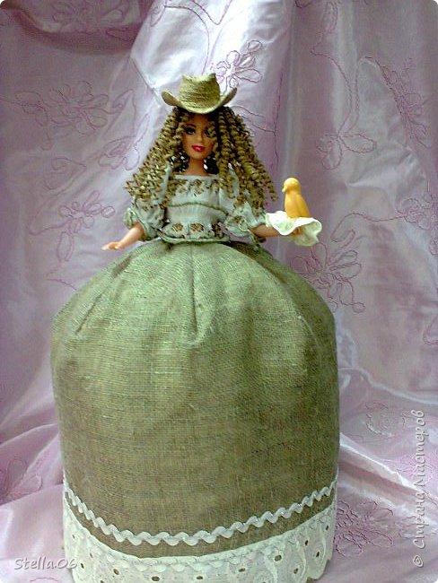 Куклы на чайник и еще всяко-разно... фото 2