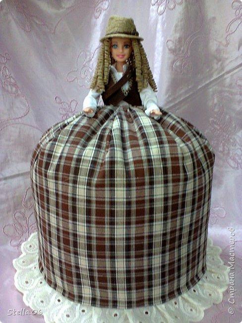 Куклы на чайник и еще всяко-разно... фото 4